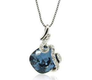BLUE 1000 LIKES NECKLACE COMPO