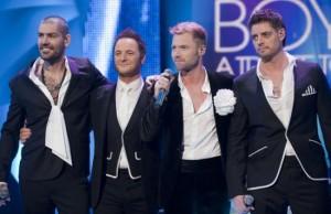 Boyzone 4 piece
