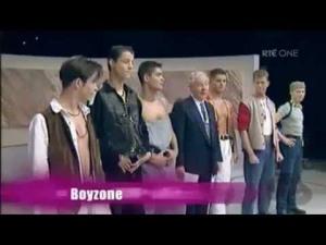 Boyzone late late