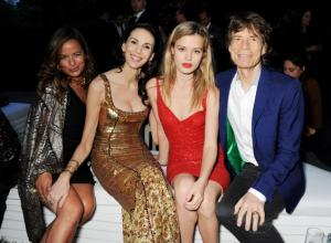 mick jagger georgia may lwren jade last summer