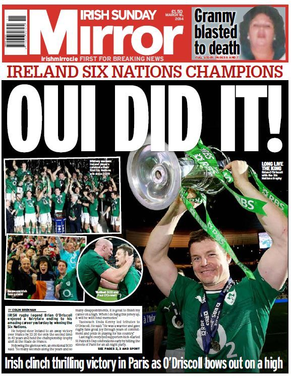 mirror front page qui did it BOD