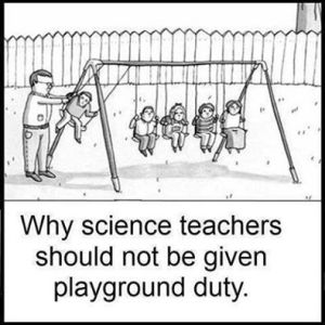 BLOG WHY SCIENCE TEACHERS SHOULD NOT BE