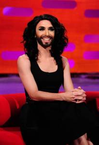 CONCHITA on graham norton