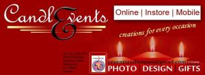 candle events logo  wine