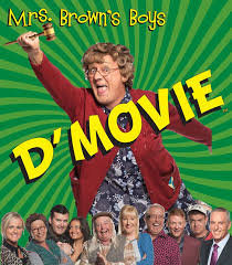 mrs browns boys d movie logo