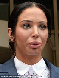 tulisa botoxed and filler surgery