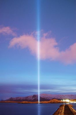 yoko onos imagine peace tower